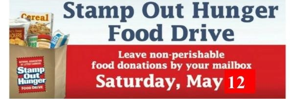 Stamp Out Hunger 2018