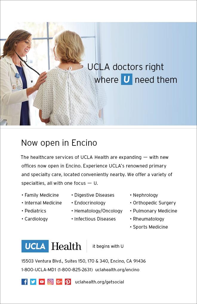 Ucla Doctors