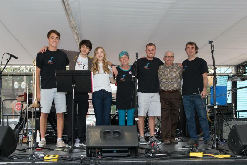 JAMM Scholarship Band 2018