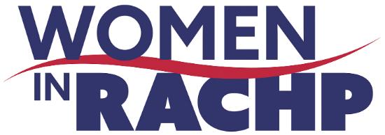 Women in RACHP logo