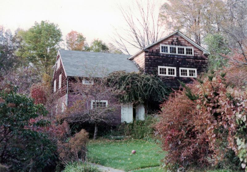 Kate's Grandmother's barn