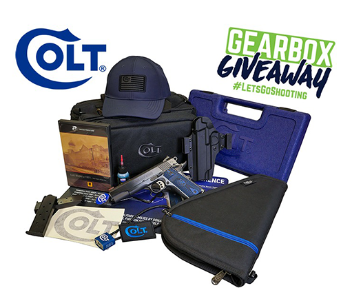 Colt Gearbox Giveaway