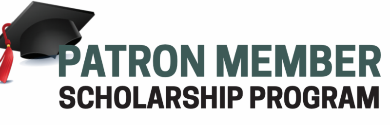 Patron Member Scholarship Program