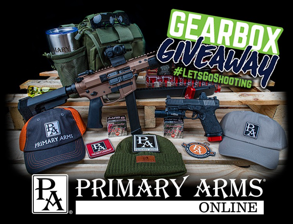 Primary Arms Gearbox Giveaway