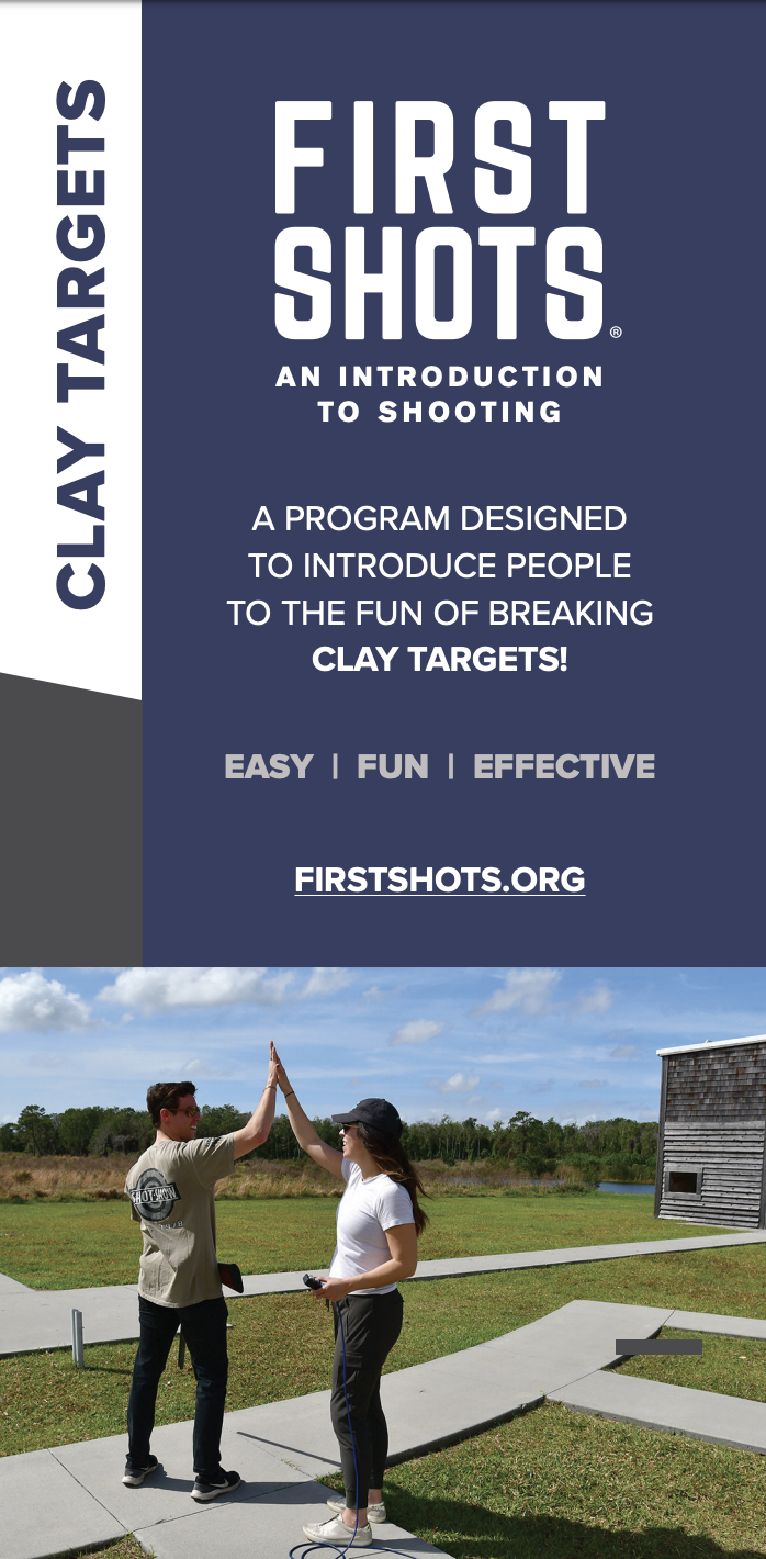Clay Targets - First Shots