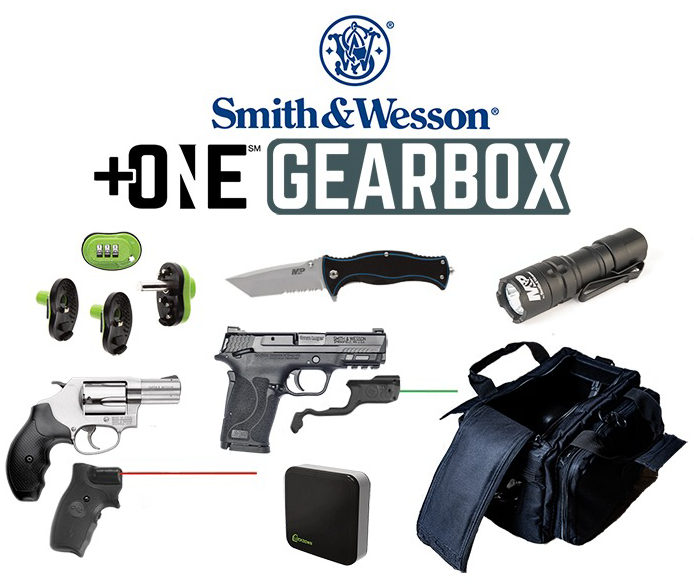 Smith & Wesson +ONE Gearbox