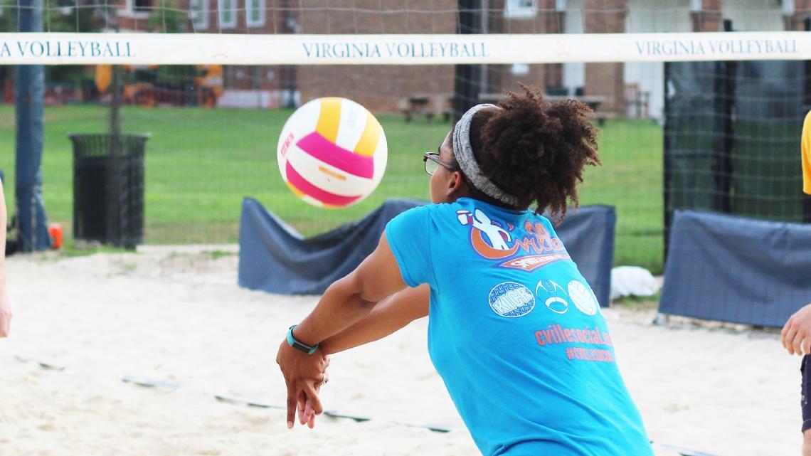 Co ed volleyball sand.jpg