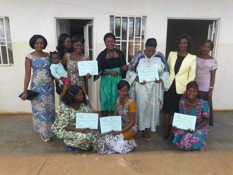 Kimbilio Graduating Class