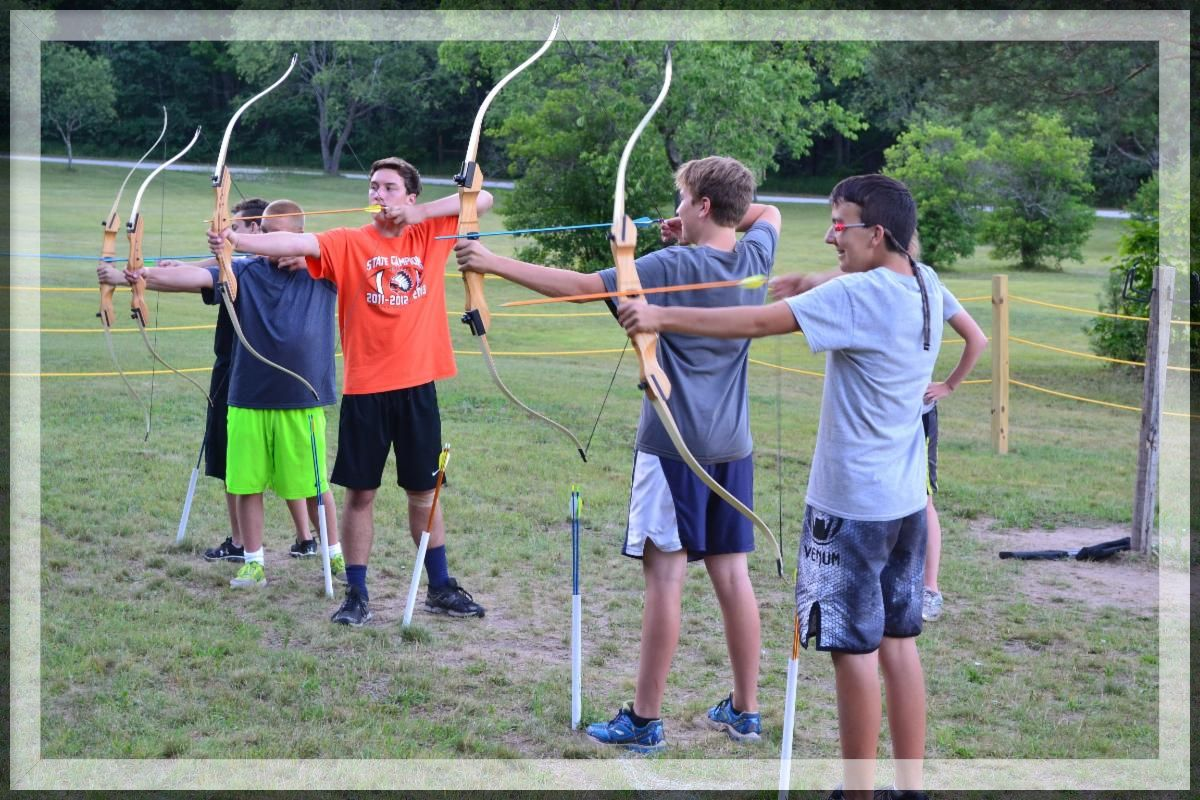 CSM's archery range rounds out of FOH (Front of Hill) program, along with baseball, soccer, and basketball.