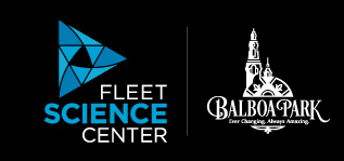 Fleet Science Center and Balboa Park logo