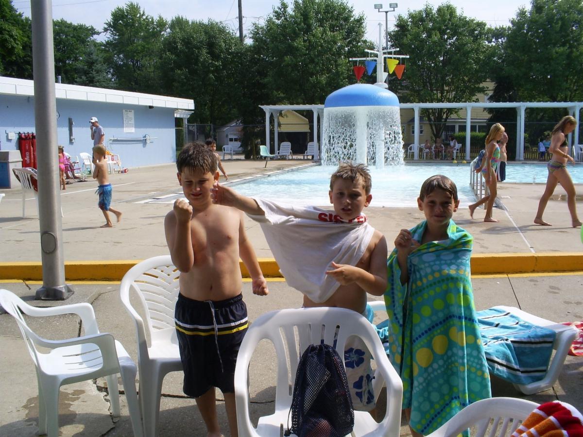 plummer pool
