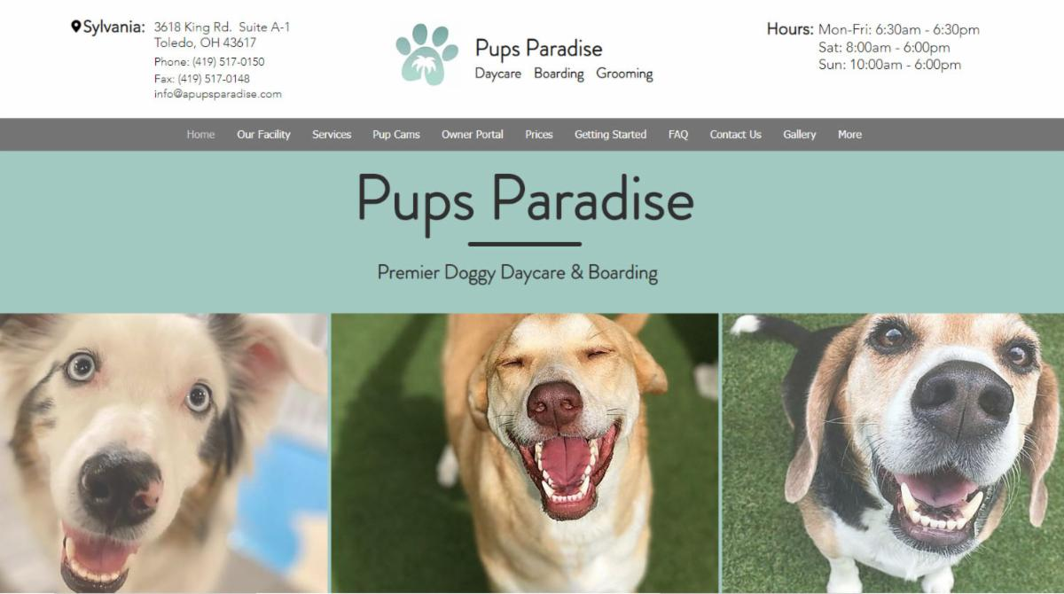 Pups Paradise to reopen