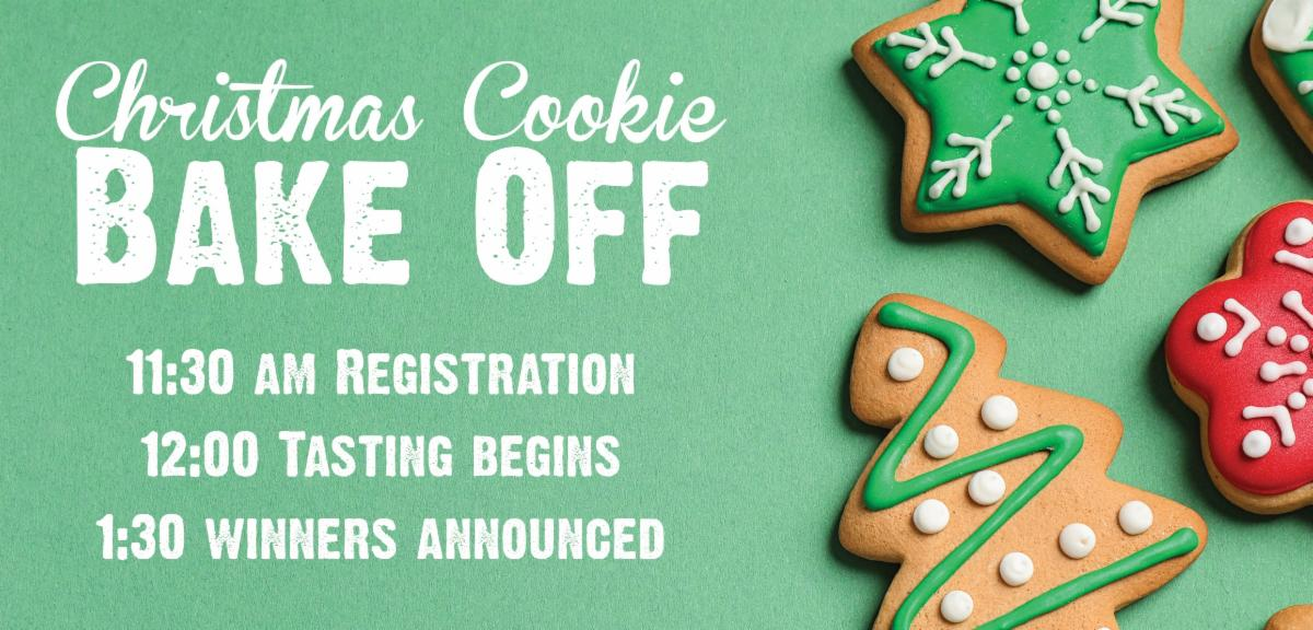 Harley Davidson Christmas Cookie Bake off