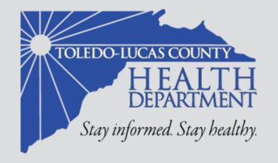 Lucas County Health Department