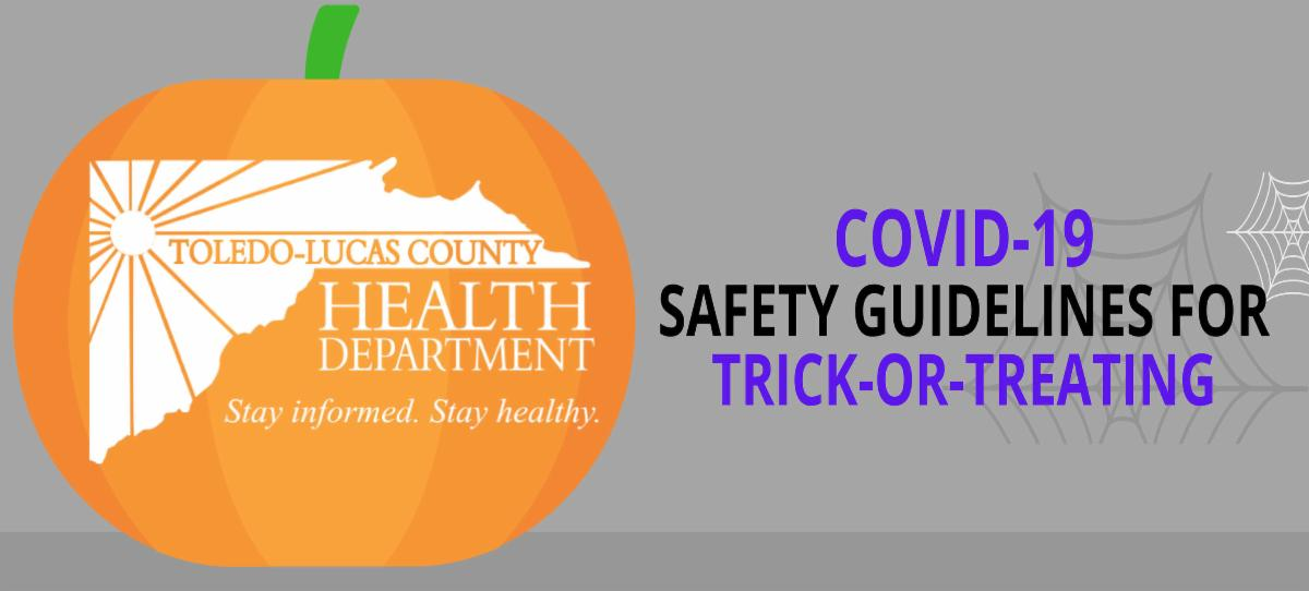 Trick or Treat COVID safety