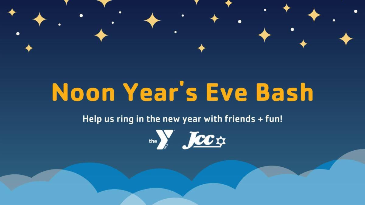 Noon Year's Eve Bash at the Sylvania JCC YMCA