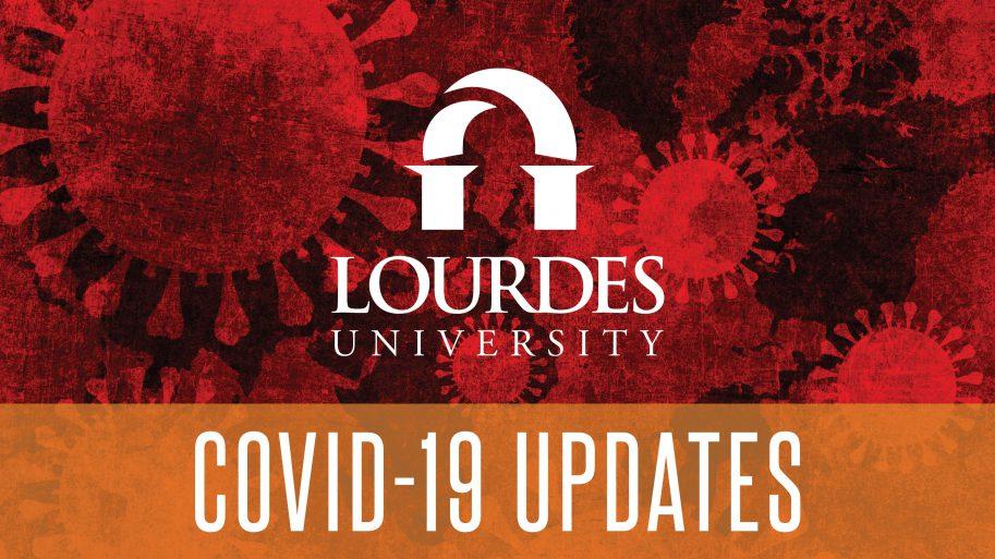 Lourdes covid update