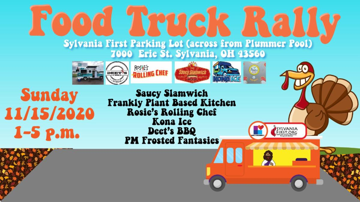 Food Truck Rally for Thanksgiving collection