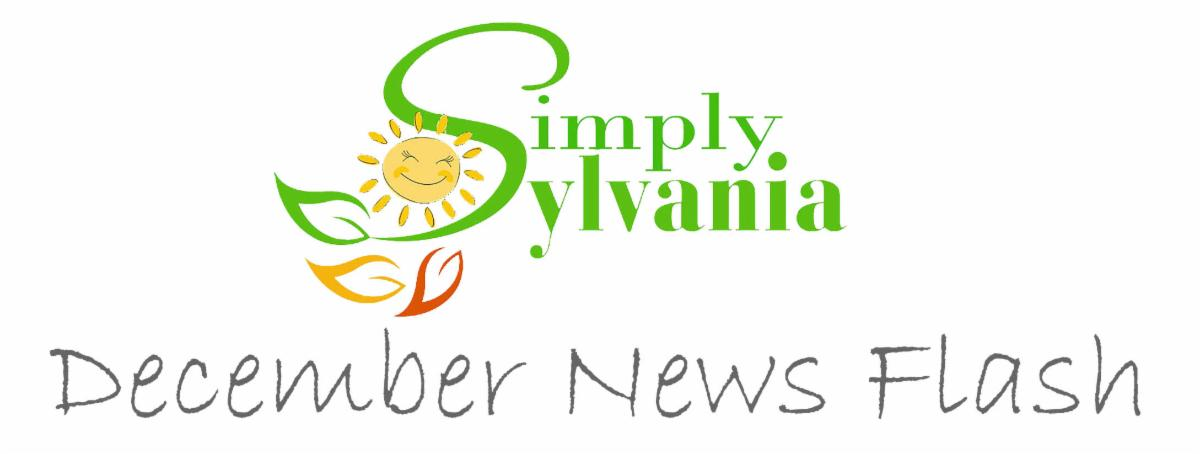 Simply Sylvania December News Flash