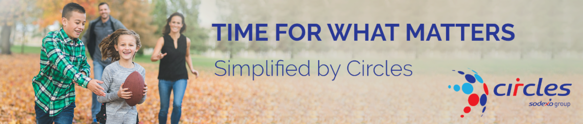 Time for what matters - Simplified by Circles