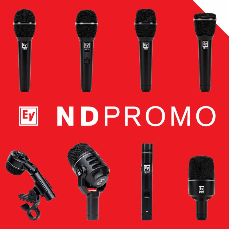 ND series promo