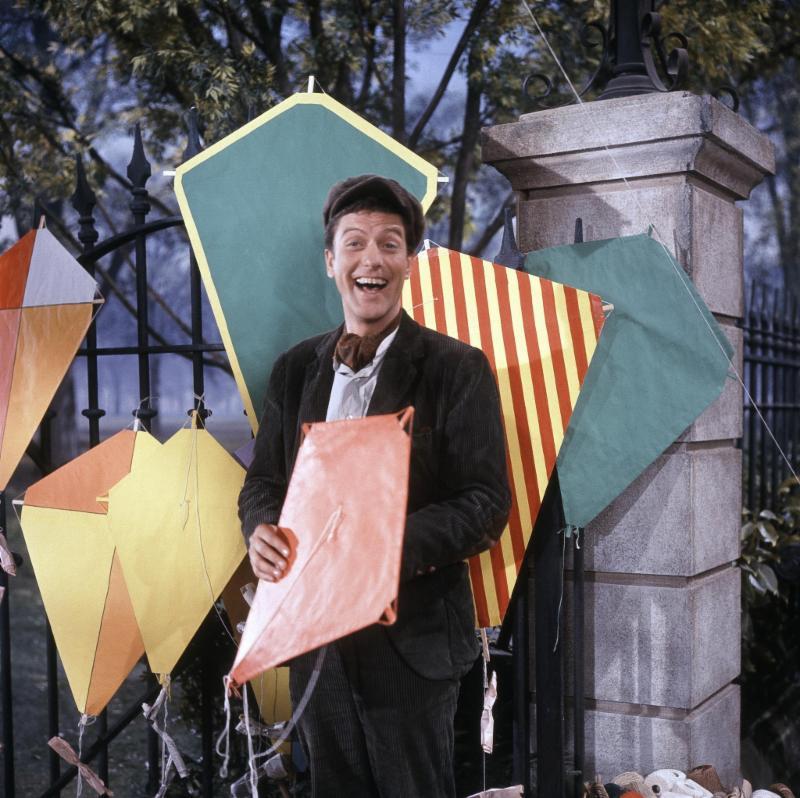 Tim Curry - Dick Van Dyke & the Cast of Netflix Stranger Things