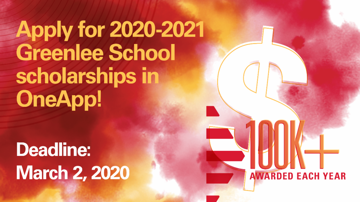 scholarships header image