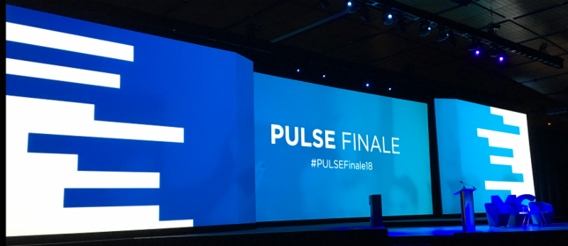 2018 Pulse Finale stage.