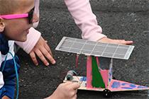 Local Businesses Support Hunterdon County Junior Solar Sprints Program