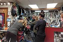 Bicycle Commuter Workshop Series Kicks Off