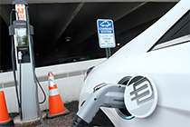 Electric Vehicle Charging Stations in Hunterdon County