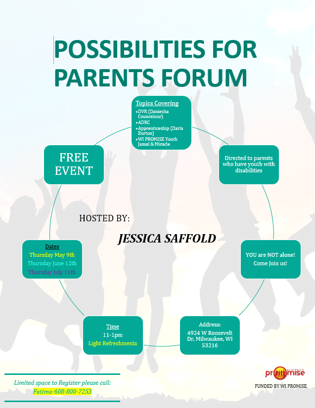 Possibilities for parents forum