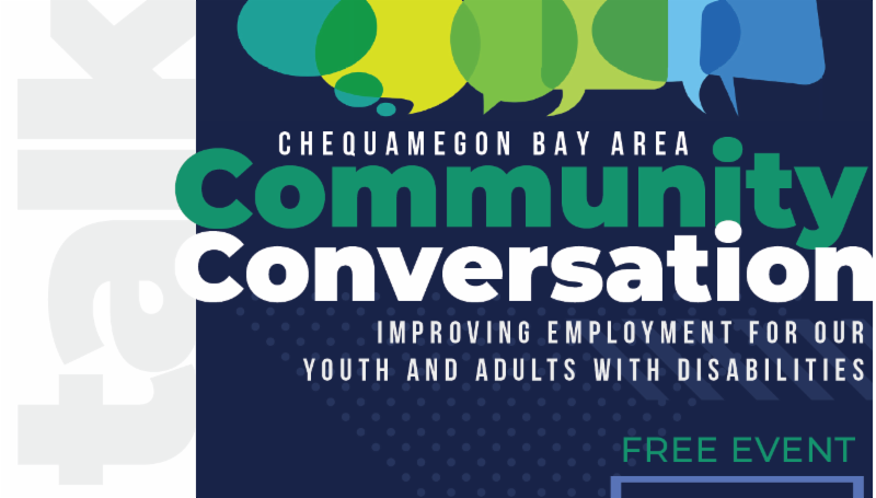 Community conversation improving employment for youth and adults with disabilities Free Event
