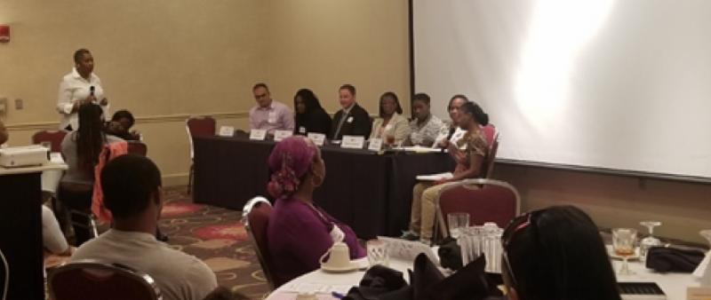 Youth and family panel