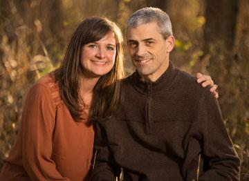 Adam and Beth Burnett