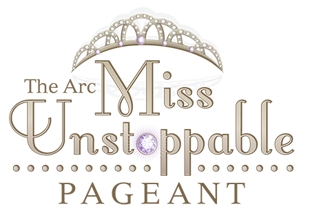 The Arc Miss Unstoppable Pageant logo