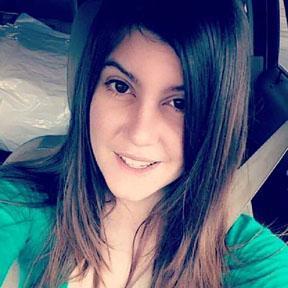 Selfie of Chelsea Loper
