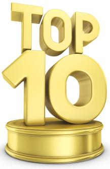 Top 10 that looks like a trophy
