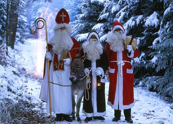 Saint Nicholas Day in Germany