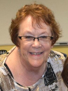 Rosie Cooper smiling