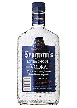 Seagrams Vodka