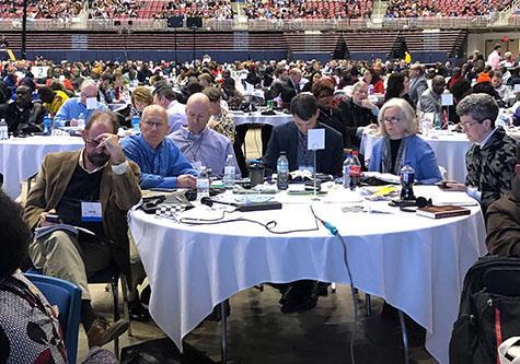 Holston Delegates at 2019 General Conference
