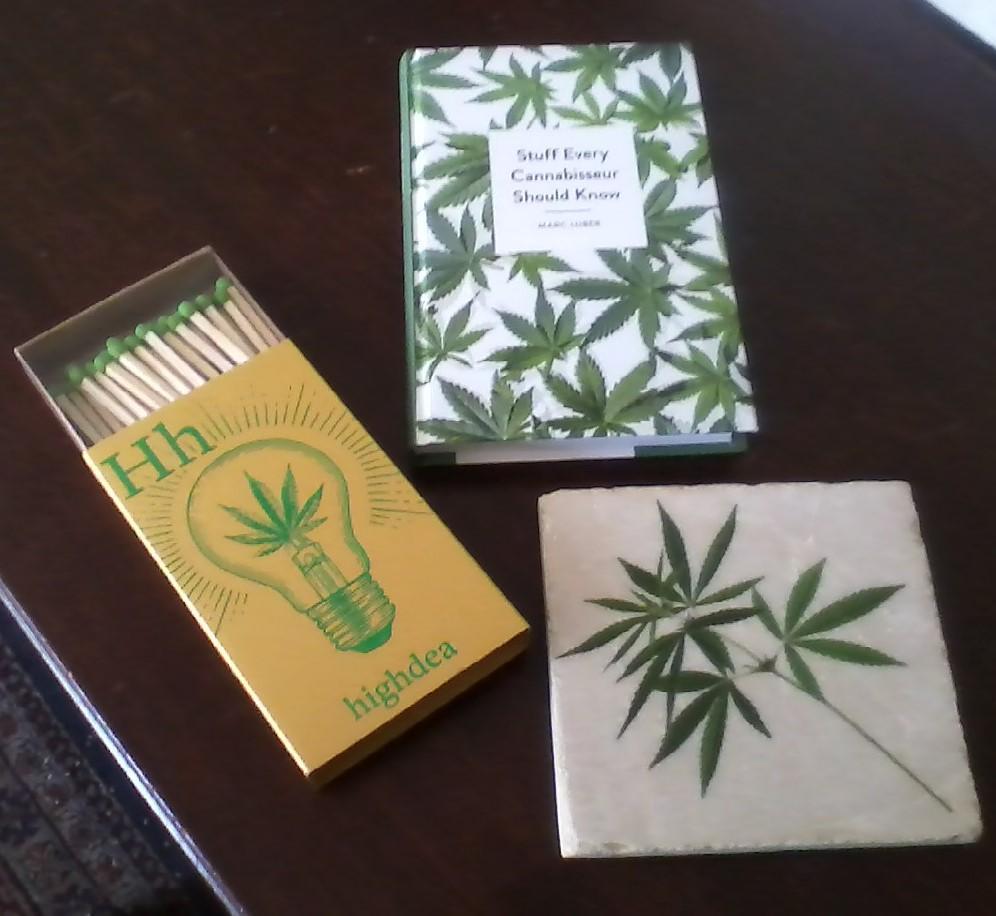 Cannabis Galore.