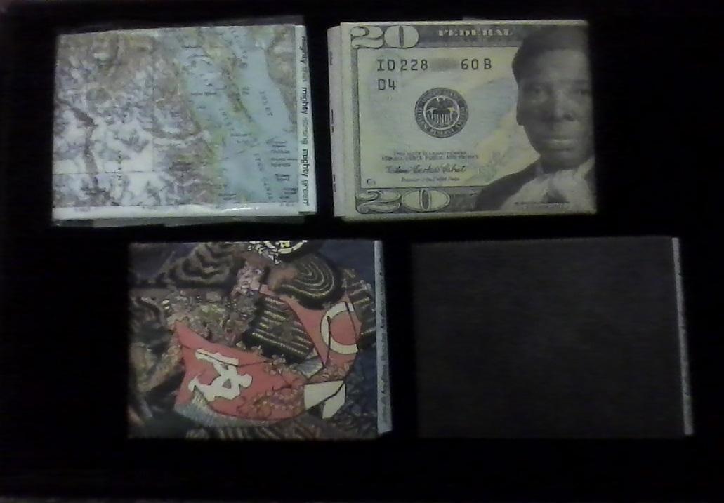 Tyvek wallets