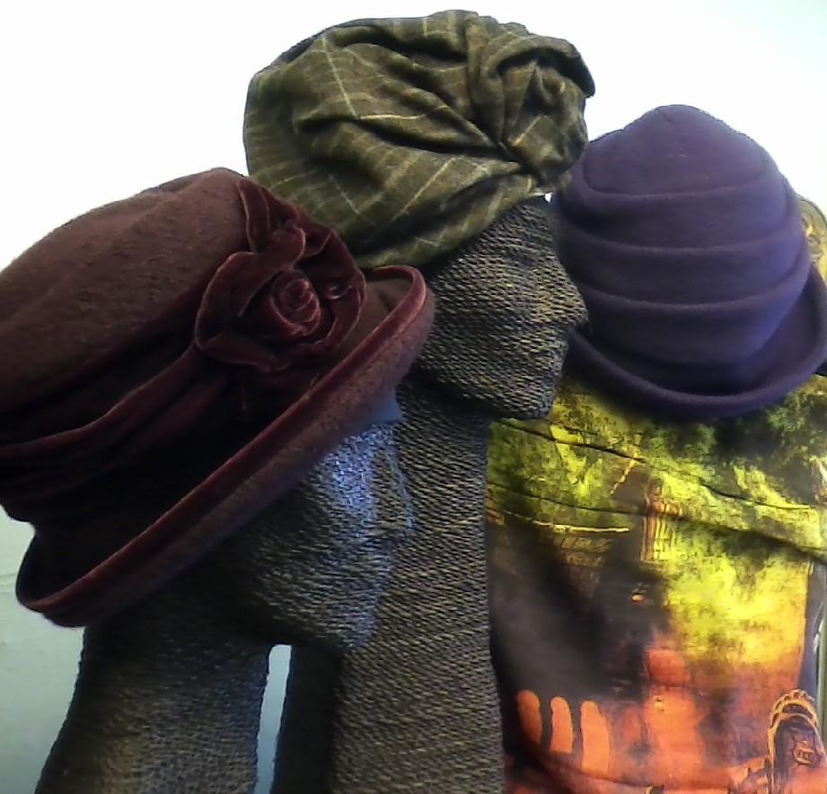 Fall_Winter Hats and Scarves