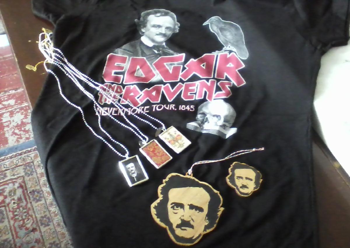 Poe Galore Stuff