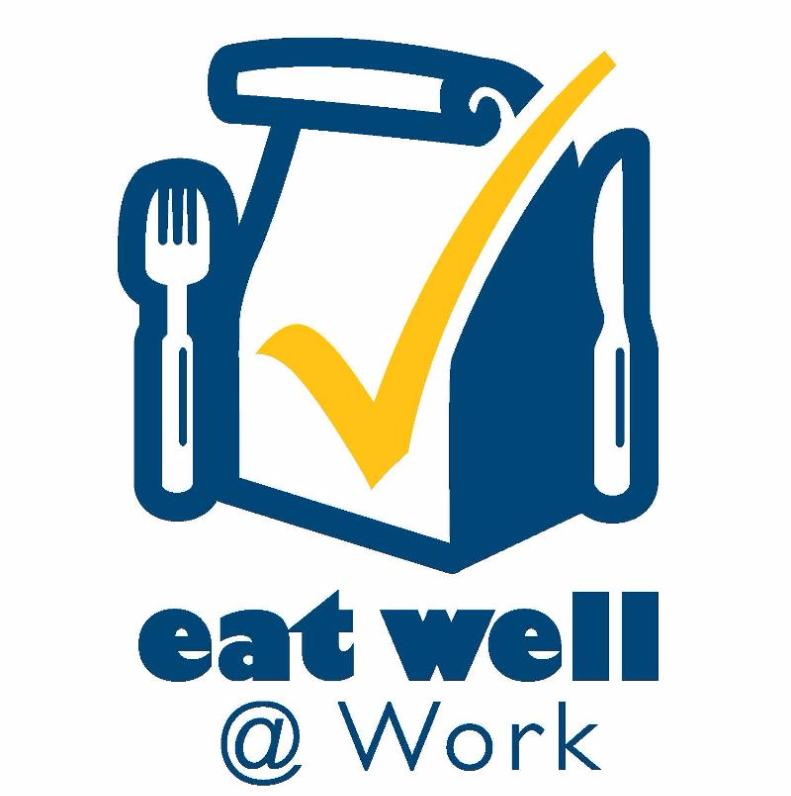 Eat Well At Work Logo