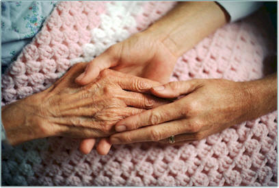 Elder Care Hands