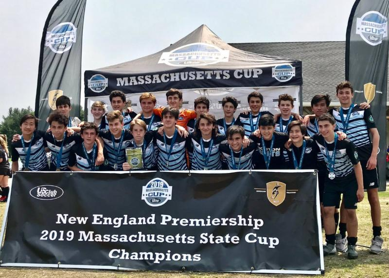 04ECNL State Cup Champs