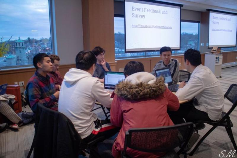 Ideas, solutions and innovative products created at Hack